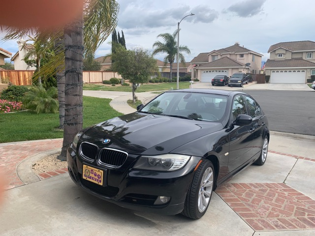 2011 bmw 328 front